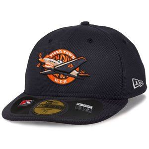 New Era Flying Tigers Low Crown Fitted Hat 7 3/8
